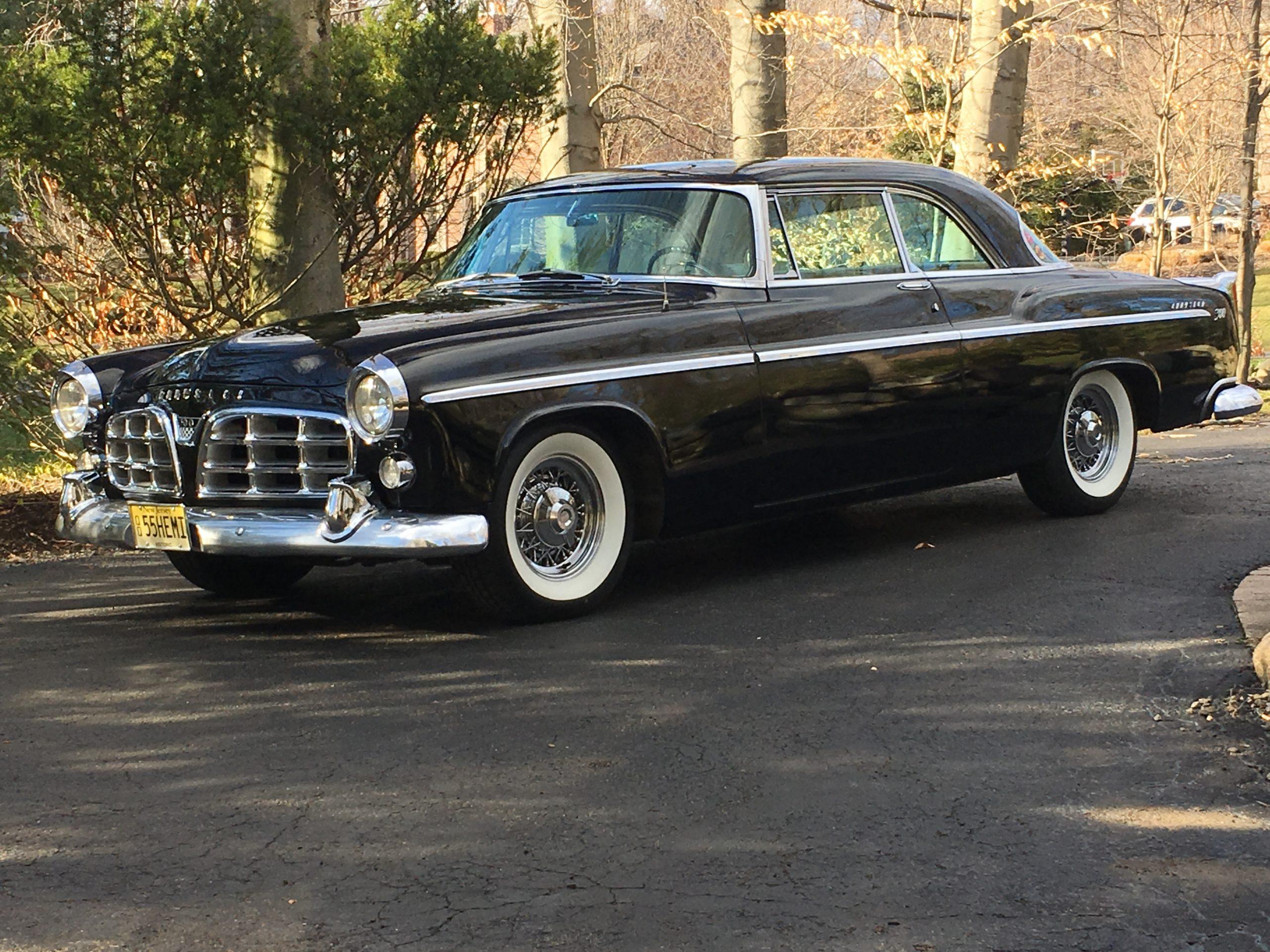 Customer Showcase Eaton Detroit Spring 1955 Chrysler Wiring Chriss C300